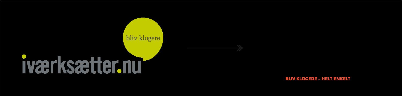 Logo redeisgn iværksætter NU