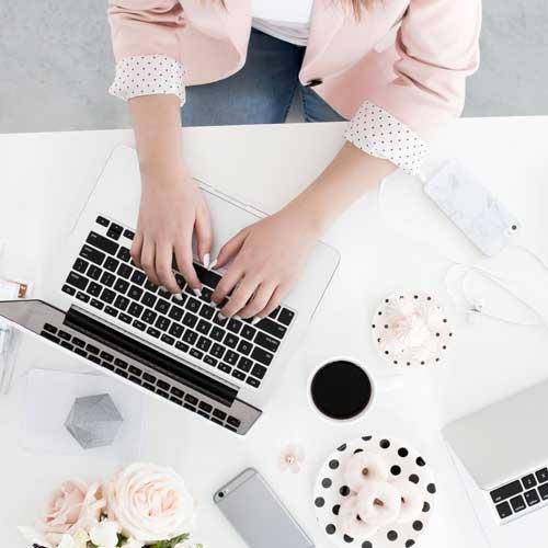 Blogindlæg skabelon