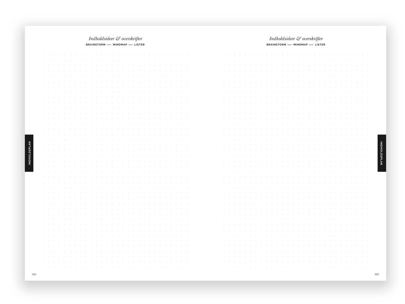 brainstorm-indholdsplan