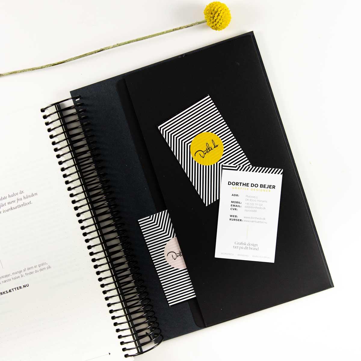 visitkort-businss-planner