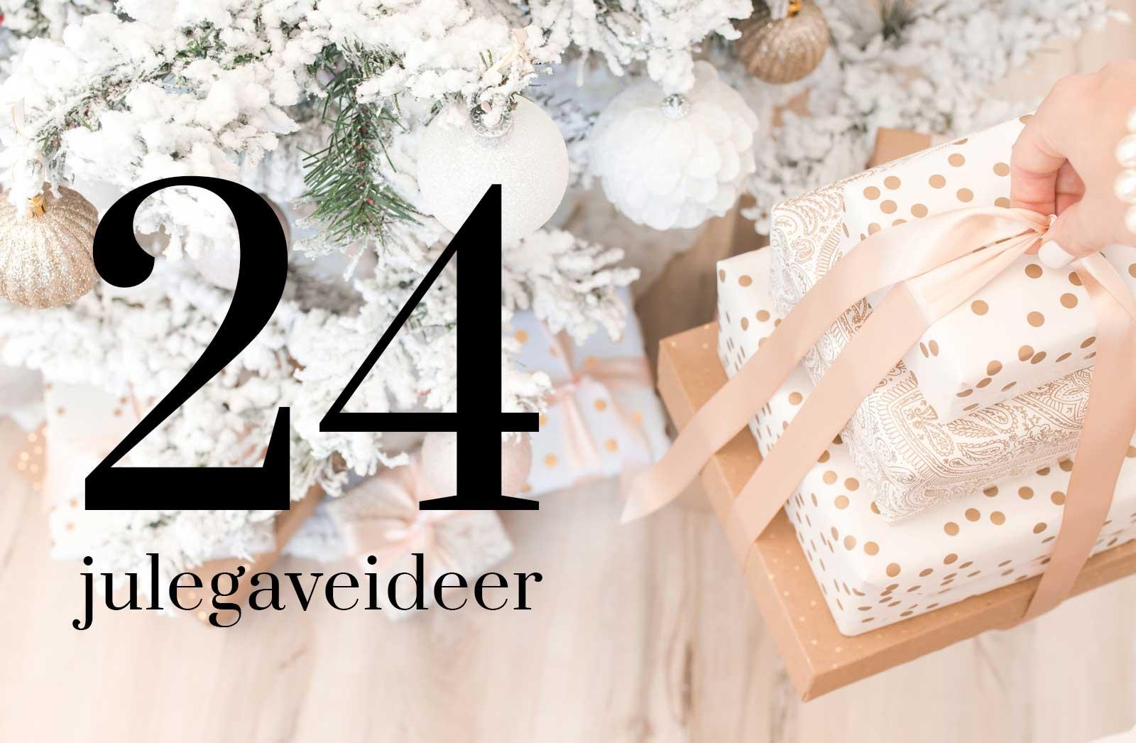 c35b8a8e ☃ 24 julegaveideer til den stilfulde iværksætters ønskeliste
